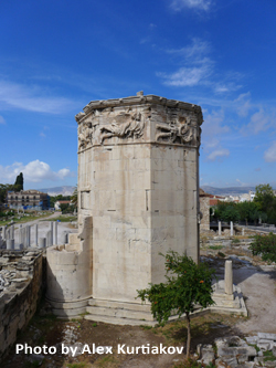 Athens Tower of Winds