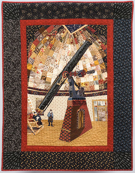 Quilt of USNO 26-inch Refractor